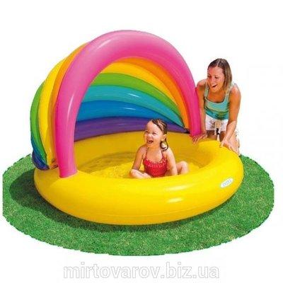 Детский надувной бассейн Intex 57420 155 х 135 х 104