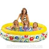 Надувной детский бассейн Intex 58449 168 х 41