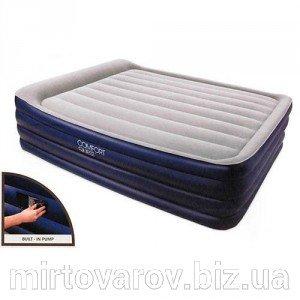 Велюр кровать 67528
