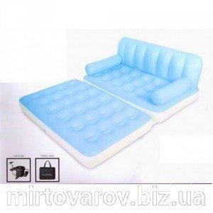 Диван-кровать надувная 75038