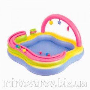 Надувной игровой центр 52125 бассейн