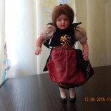 кукла Schildkrot Черепашка в ромбе