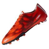 Мужские бутсы Adidas F10 FG - красные