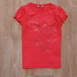 Яркая футболочка Tik&Tak Франция , размер 3 года, состояние новой вещи, не ношенная.
