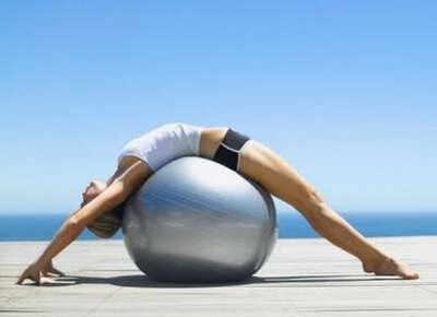 Фитболы, мячи для фитнеса Profit ball. Диаметр 75 см, 85 см.