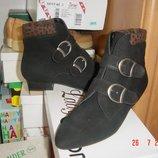 Эксклюзивная Привозная Модельsalamander Evita p.3 F, кожаные ботиночки