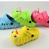 кроксы детские ХИТ аквашузы для пляжа шлепки