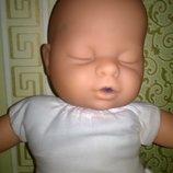 Характерная коллекционная Пупс кукла,куколка сплюшка сплюша ребенок реборн