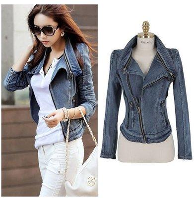 f18172739 куртка джинсовая женская- Хит пиджак косуха: 850 грн - женские ...