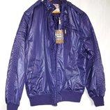 Куртка «Пилот» фиолетовая Smoke Rise ВО 017 размер XL