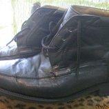 Ботинки мужские Clarks кожа деми 40 размера