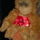 Игрушка.обезьяна,обезьянка,кукла
