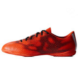 Мужские бутсы Adidas F5 In - красные