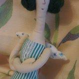 Авторская,кукла,куколка-ангел