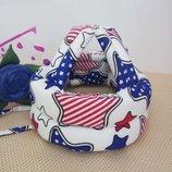 Защитный противоударный шлем для малыша , разные модели и цвета