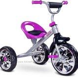 новые детский трехколесный велосипед Caretero York с 2 лет до 5 лет