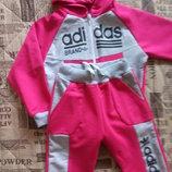 Спортивный костюм на девочку 3-6 лет