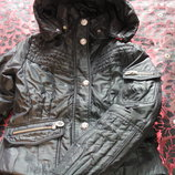 Курточка пуховик для подростка