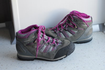 Классные термо ботинки Karrimor.Раз 30-31