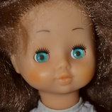 Винтажная коллекционная кукла куколка Ася Донецк ссср куколка винтаж