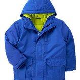 Новая куртка - пуховик Crazy8 на 4 - 5 лет.