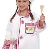 Ролевые игры костюм повара и доктора