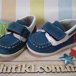 Туфлі, мокасини для маленьких хлопчиків Тм Шалунішка
