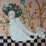 Невеста садовника. Копия Гапчинской
