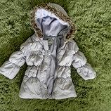 демисезонная куртка Grain de ble Франция 2-3г.
