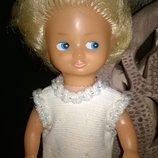 Коллекционная кукла,куколка винтажная,гдр германия винтаж одежда родная