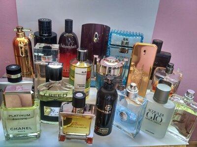 Мужская парфюмерия на распив