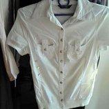 Продам белую рубашку