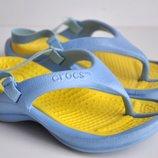 Crocs р. 6 / 7 стелька 16 см Босоножки сандалии вьетнамки
