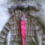 утепленная куртка Венгрия Гло Стори р. 104-134