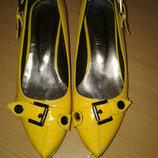 лакированные туфли р 38