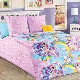 Детское постельное белье, Комплект Пони Звездочка