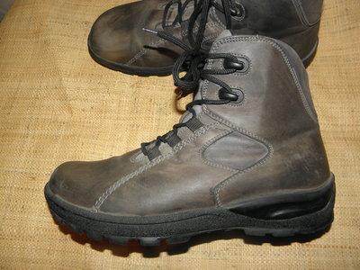 41р-27 см кожа унисекс ботинки Helvesko Swiss Made