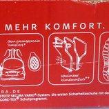 Сандалии кожаные для работ Steitz Secura СА - 028 43 - 44 размер