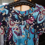 Снизила цену Летняя блузочка- кофточка свободного фасона H&M