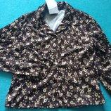 Блуза на рост 134 см ПОГ- 40 см
