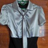 Нарядная блузка. Размер 44.