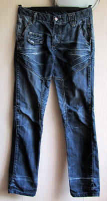 Фирменные джинсы ZARA, 164 см