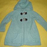 Кофта - пальто George р.80-86 1-2 года