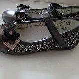 Туфли кожаные школьные, 31-35р, 400 грн