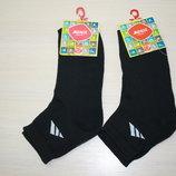 Носочки спортивные Маrса чёрные,серые