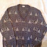 Свитер пуловер Германия Marz оригинал состояние нового XL
