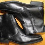 Зима. Ботинки Marc размер 45, стелька 30 см. Кожа