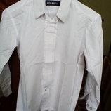 Модная белая рубашка ДЁШЕВО