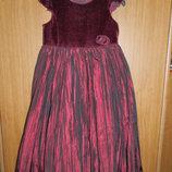 Нарядное платье Tigerlily от Debenhams р. 6 на р.116-128