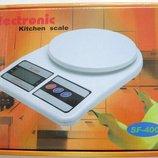 Электронные кухонные весы SF400 до 10 кг